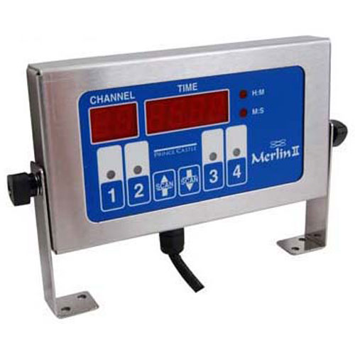 PRINCE CASTLE EQUIP - 740-T4 - TIMER, ELECTRONIC - 4 CHANNEL