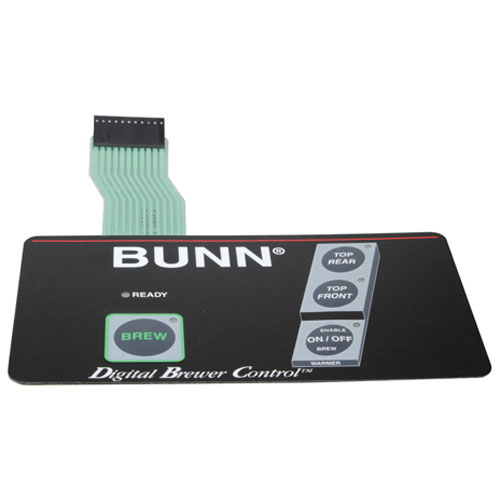 BUNN - 29006.0003 - SWITCH, MEMBRANE