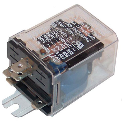 HATCO - R02.01.025 - CONTROL RELAY SPDT 25A 240V