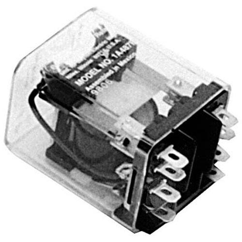 JACKSON - 5945-305-01-19 - PLUG IN RELAY DPDTP 15A 24V