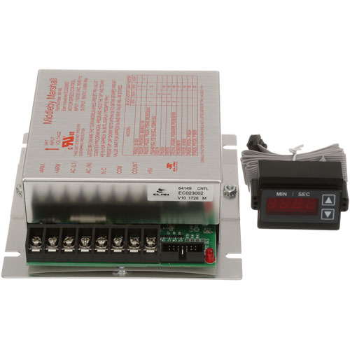 MIDDLEBY MARSHALL - 64149 - SPEED CONTROL BOARD