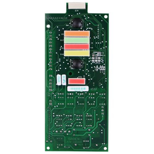 GROEN - 148082 - CONTROL BOARD