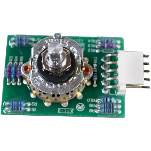 STAR MFG - 2E-30304-22 - CONTROL BOARD/POTENTIOME TER