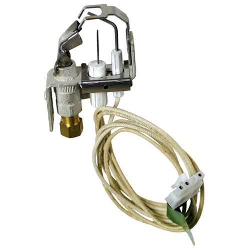 BARBECUE KING - C0724 - PILOT BURNER W/ELECTRODE