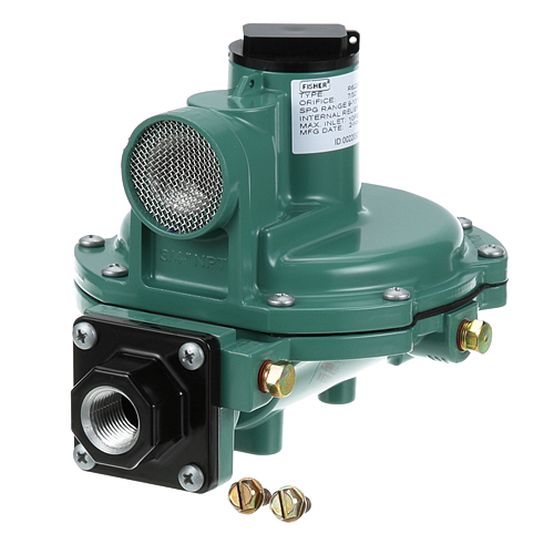 "52-1106 - SECOND STAGE REGULATOR 1/2"" FPT IN X 3/4"" FPT"