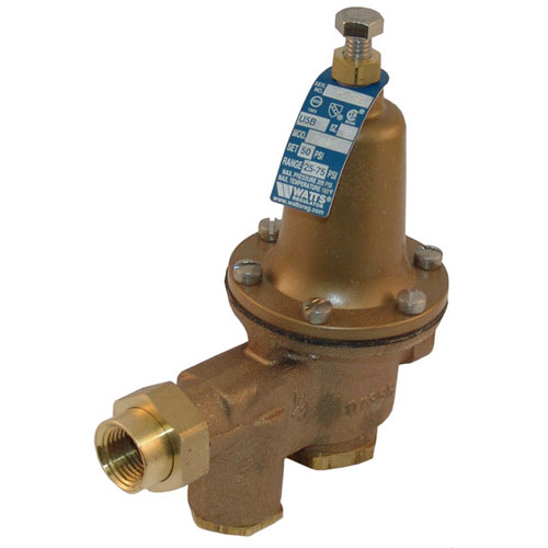 52-1159 - VALVE, PRESS REDUC - WATER 1/2