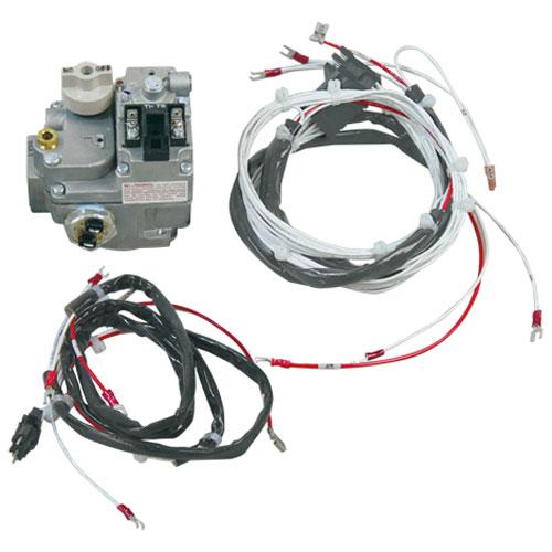 VULCAN HART - 00-913102-00127 - GAS VALVE/HARNESS KIT