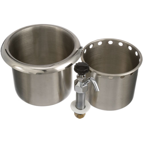 56-1462 - DIPPERWELL WITH FAUCET