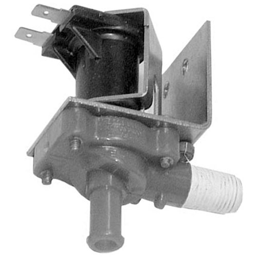"CURTIS - WC-827 - WATER VALVE 3/8"" X 3/8"" HOSE 120V"