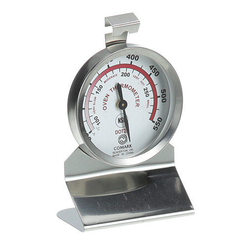 "62-1024 - OVEN THERMOMETER 2.25 X 2.25"", 200-550F"