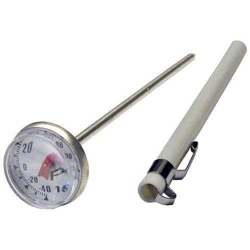 "62-1028 - TEST THERMOMETER 1"" FACE,  -40 160F"