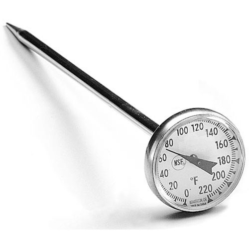 62-1090 - THERMOMETER, POCKET-DIAL 0-220