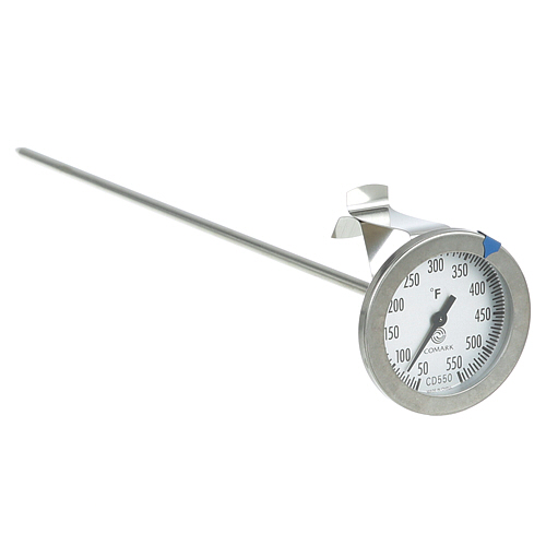62-1127 - THERMOMETER, CANDY/FRYER
