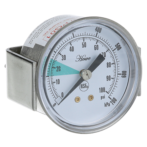 JACKSON - 6680-011-86-42 - GAUGE, PRESSURE