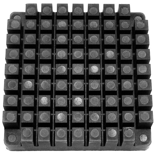 VOLLRATH - 379007 - PUSHER HEAD BLOCK 3/8