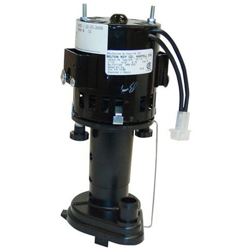 SCOTSMAN - 12-2586-24 - PUMP/MOTOR ASSEMBLY - 115V