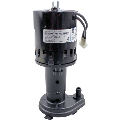 SCOTSMAN - 12-2260-21 - PUMP/MOTOR KIT - 120V