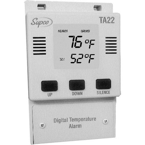 72-1225 - TEMP ALARM WITH DIGITAL DISPLAY