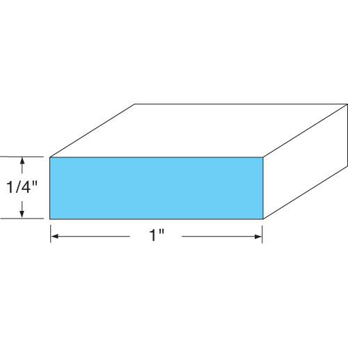 74-1306 - DOOR GASKET  SPONGE RUBBER - 10FT