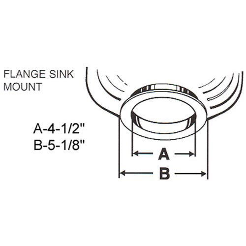 IN-SINK-ERATOR - 11327G - MOUNTING ADAPTER