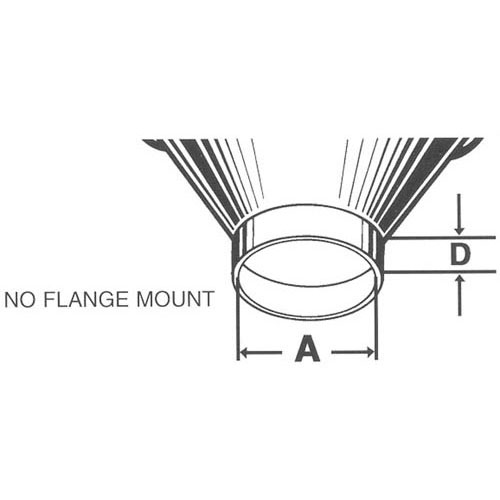 IN-SINK-ERATOR - 11599K - MOUNTING ADAPTER