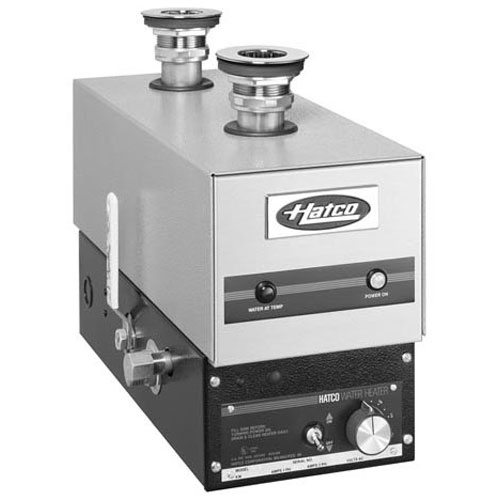 HATCO - FR6-208-1-3 - FOOD RETHERMALIZER FR-6 208V 1-3 PH 6.3 KW