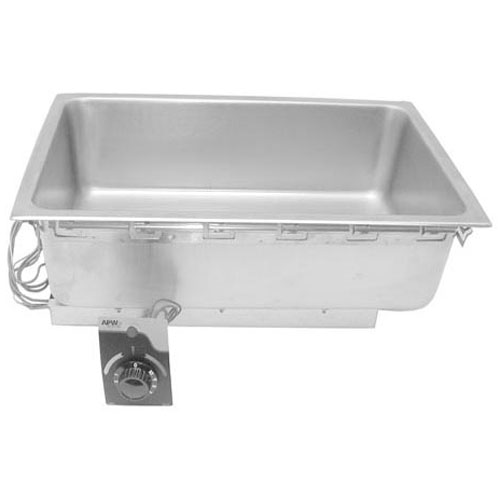 APW EQUIP - 55495 - HOT FOOD WELL W/O DRAIN 120V 1200W