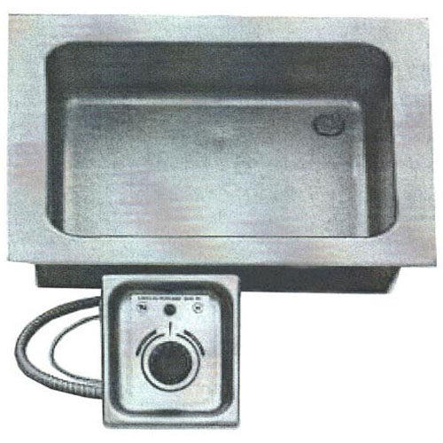APW EQUIP - HFW-1D-120V - DROP-IN FOODWARMER 120V 1500W