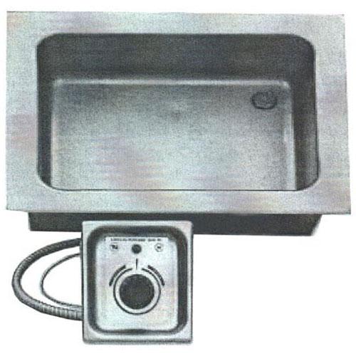 APW - HFW-1D-208/240V - DROP-IN FOODWARMER 208V-1200W,240V 1600W