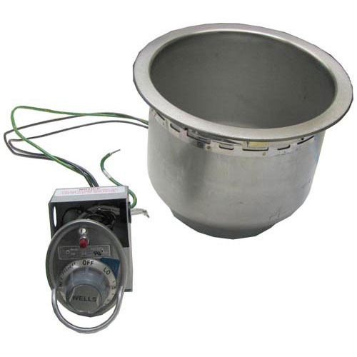 WELLS - 5P-SS8D-120 - HOT FOOD WELL 120V 450W