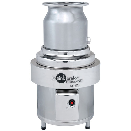 IN-SINK-ERATOR - 13663A - 2HP WASTE DISPOSER 208/230/460V,3PH