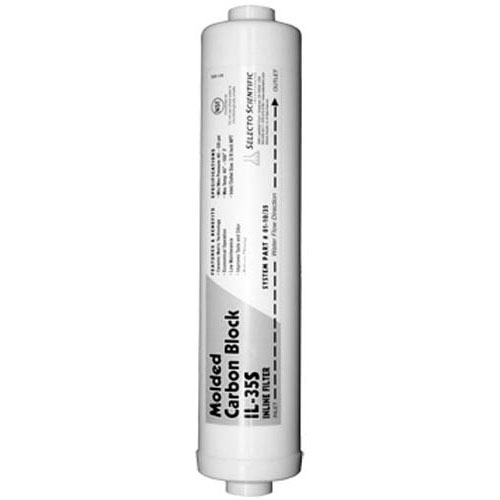 SELECTO - 01-10/35 - CARTRIDGE, WATER FILTER - IL35