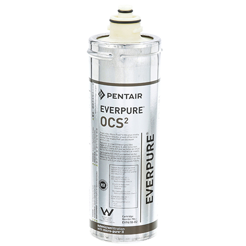 EVERPURE - EV961802 - CARTRIDGE, WATER FILTER - OCS