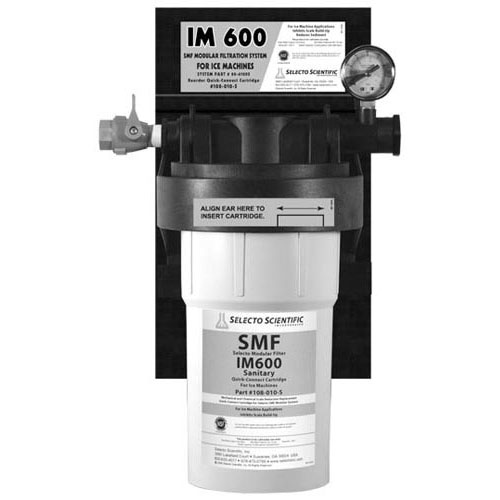 SELECTO - 80-6100S - HEAD, FILTER - SMF IM600