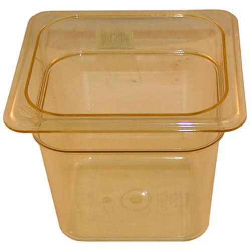 78-966 - High Heat Food Pan 1/6 Size 6 In Deep -772