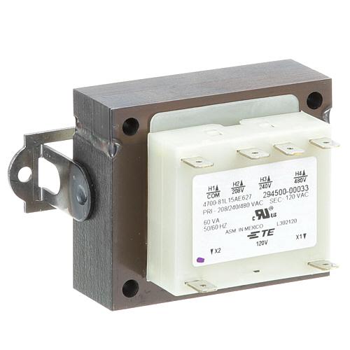 VULCAN HART - 00-294500-00033 - 50/60 HZ 60VA TRANSFORMR