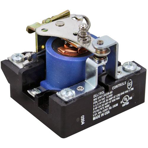 800-8604 - SPDT 240V COIL P RELAY