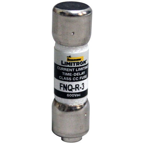 800-9030 - 3AMP TIME DELAY FUSE CLASS  CC
