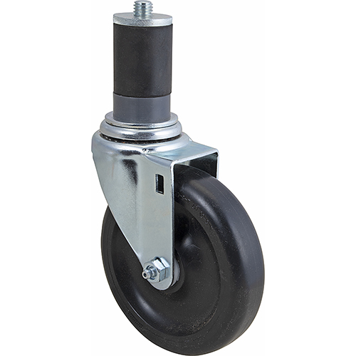 """800-9641 - CASTER PREP TABLE 5"""" WITHOUT BRAKE"""