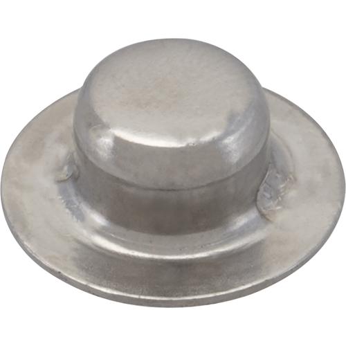800-9659 - PUSH ON CAP FOR SHUTTLE WHEELS