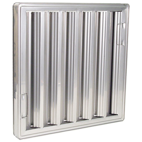 "800-9705 - 20""X25"" ALUMINUM GREASE FILTER"