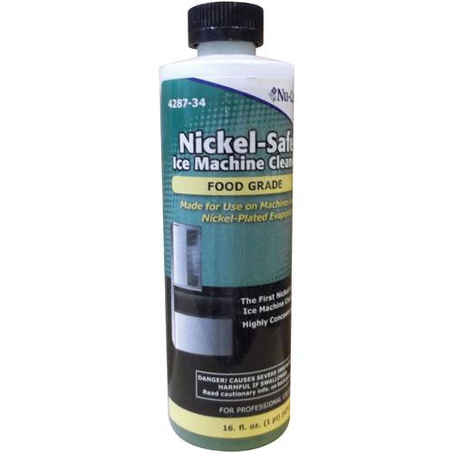 800-9886 - 16OZ NICKEL SAFE ICE MACHINE CLEANER