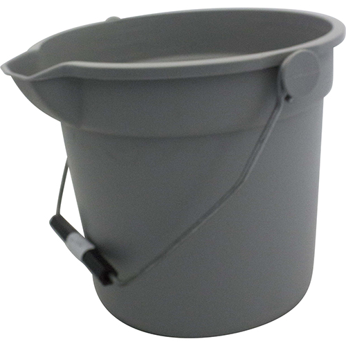 800-9939 - GRAY BUCKET ONLY FOR HANGING KIT