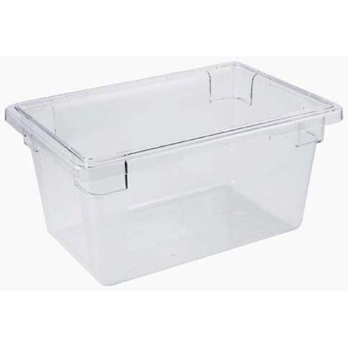 "800-9992 - 12"" X 18"" X 9"" CLEAR FOOD BOX"