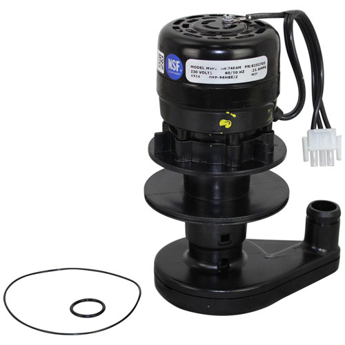 MANITOWOC - 8252709 - WATER PUMP - 230V-50/60H Z