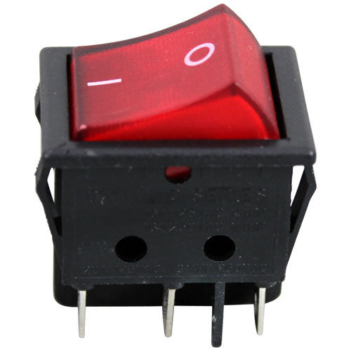 STAR MFG - 2E-Z21097 - ROCKER SWITCH - LIGHTED