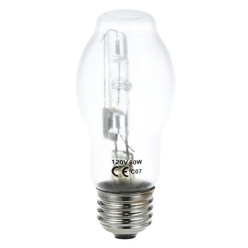 801-1016 - LAMP - COATED, HALOGEN, 120V/60W/CLEAR
