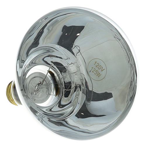 801-1024 - HEAT LAMP - ,125W/120V, CLEAR