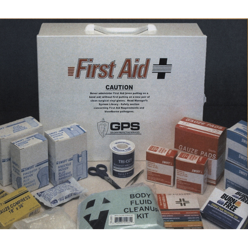 801-1152 - KIT, FIRST AID-COMPLETE