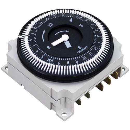 DELFIELD - 2194345 - TIMER - 24 HR,CLOCK FACE